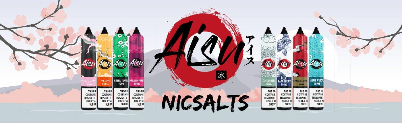 Aisu Nic Salts