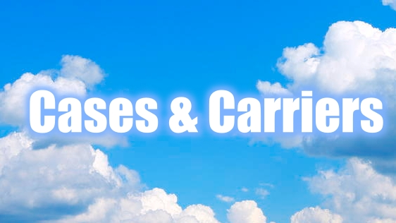 Cases & Carriers