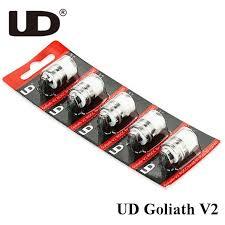 Goliath V2 Coils