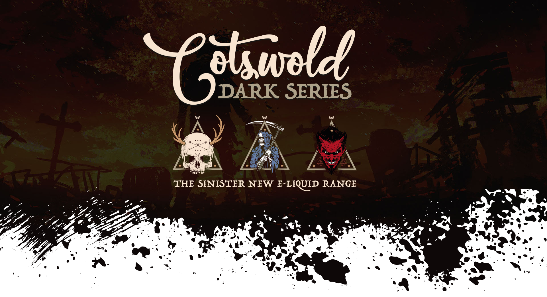 Cotswold Vapour: Dark Series