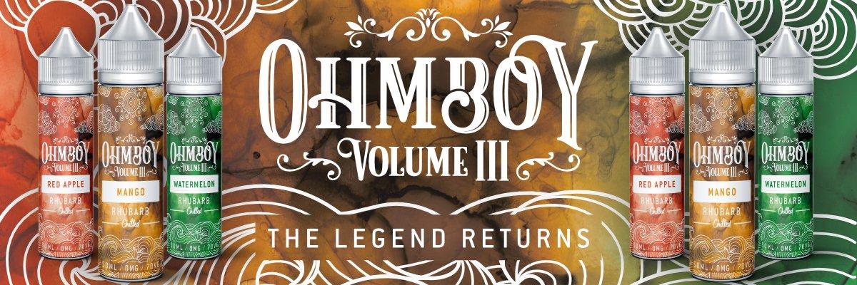 Ohm Boy Volume 3