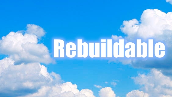 Rebuildable
