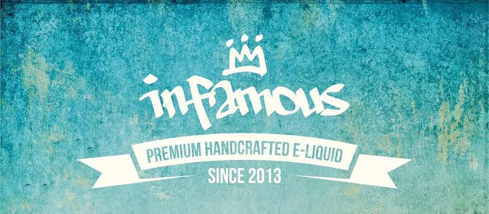 Infamous e-liquids
