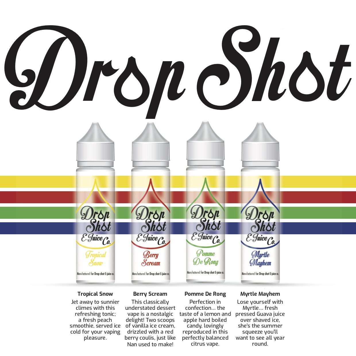 DropShot E-Juice Co.