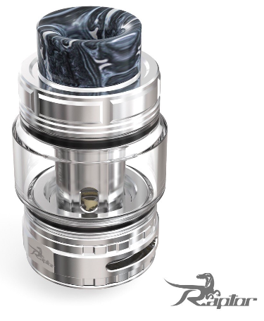 Raptor Tank Stainless Steel by HorizonTech & Ephro